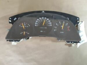 Speedometer Us Tachometer With Floor Console Fits 98 99 Lumina Car 171923
