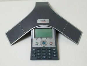 Cisco Cp 7937g Unified Voip Conference Station Phone