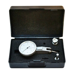 008 0 4 0 Dial Test Indicator Graduation 0001 Set Jewels White Face