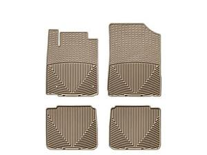 Weathertech All Weather Floor Mats For Lexus Es350 2007 2012 1st 2nd Row Tan