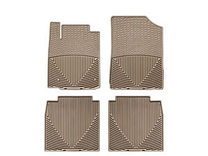 Weathertech All Weather Floor Mats For Toyota Avalon 2005 2012 1st 2nd Row Tan