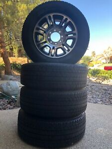 Ford Factory F 250 Platinum 20 20 F250 Wheels And Tires