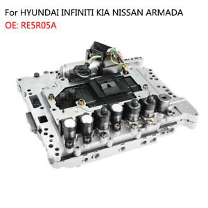 Re5r05a Valve Body W Solenoid Tcm For Hyundai Nissan Pathfinder 2002 2006