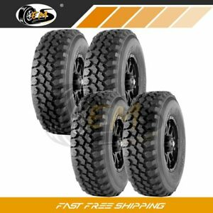 4 New T305 70r16 118 115q D 8 Mudstar M t Nankang High Quality Tires 305 70 16r
