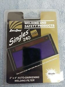 Arcone Singles 240 Hd Shade 11 S240 11 2 X 4 1 2 Retro Fit Filter Arc One