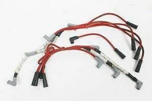 1996 1997 Camaro Trans Am Lt1 Taylor 8mm Ignition Spark Plug Wires Used Red