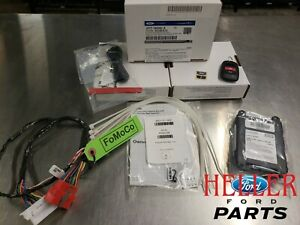 18 19 Ford Explorer Security System Bi Directional Remote Start Kit