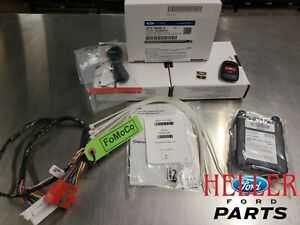 18 19 Ford Expedition Security System Bi directional Remote Start Kit
