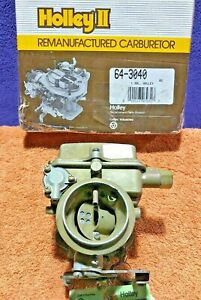 1952 59 Ford 1952 58 Ford F100 600 223 Holley 1904 1bbl Carb Reman By Holley