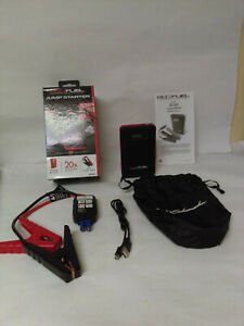 Schumacher Red Fuel Portable Jump Starter And Battery Charger