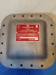 Akron Electric Axj 664 n4 n1 h1 Outlet Box Hazardous Locations New Old Stock