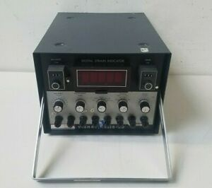Vishay Ellis 20 Digital Strain Indicator Ve 20