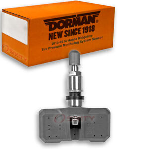 Dorman Tpms Sensor For Honda Ridgeline 2013 2014 Tire Pressure Monitoring Vz