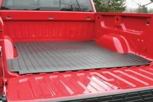 Trail Fx 342d Black Rubber Direct fit Bed Mat For 83 11 Ford Ranger With 72 Bed