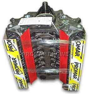 Reman 92 03 5 2 Chrysler Dodge 318 Long Block Engine