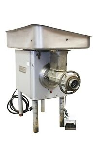 Hobart 4146 Commercial Butcher Grocery Market Meat Beef Mixer Chopper Grinder