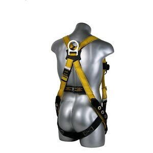 Construction Fall Protection Safety Harnesses Harness Rings Roof Height Strap