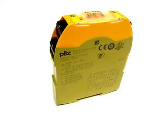 Pilz Pn0z S5 24vdc 2n o 2n o T 750105 Safety Relay