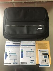 Exfo Otdr Iolm Carry Storage Case User Guides