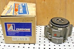 Secondary Air Injection Smog Air Pump Cardone Nos 32 413