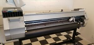 Mimaki Jv33 Solvent Printer Working But Needs Printhead