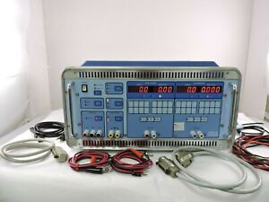 Megger Epoch 10 Protective Relay 3 Phase Test Set 90 Day Warranty
