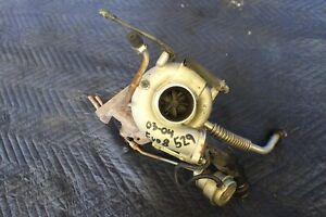 2003 04 Mitsubishi Lancer Evolution 8 Oem Turbocharger Turbo Evo8 Ct9a