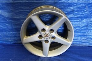 2002 04 Acura Rsx Type s K20a2 Oem Wheel 16x6 5 45 Offset 2 4 curb Rash 4363