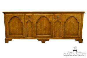 Baker Furniture Milling Road Country French Regency 82 Sideboard Buffet 7130