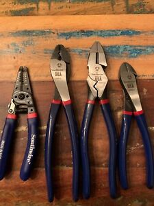 Lot Of 4 Southwire Eletrician Tools