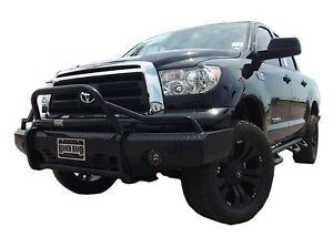 Ranch Hand Bst07hbl1 Summit Bullnose Series Front Bumper Fits 07 13 Tundra