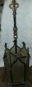Church Light Hanging Gothic Pendant Church Light Large Fantastic Piece