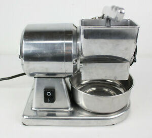 Omcan 1 2hp Electric Drum Cheese Grater Fgm111