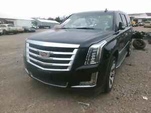 Front Seat Driver Left Escalade Esv 15 Black Leather