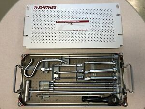 Synthes Accessory Instrument Set For Im Nail Insertion Never Used