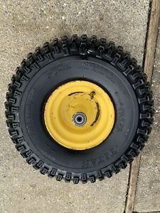 John Deere Amt 600 622 626 Gator Front Tire And Rim Used 2 19
