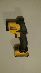 Dewalt Dct414 12 volt Max Infrared Thermometer Laser With Xr 2 0 Battery