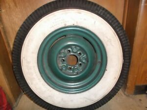 1941 1949 Cadillac Limousine Original Spare Tire And Wheel never Used