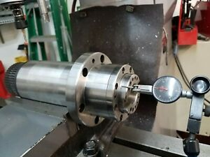 Bt30 Atc Spindle Unit Auto Tool Change For Cnc Milling Machine Has Dust Blowoff