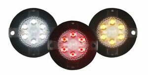 Custer Products Surface Mount Hideaway Led Warning Light Led Mini x extreme