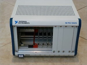 National Instruments Ni Pxi 1042q Chassis 8 slot Pxi Mainframe