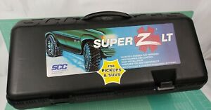 Security Chain Company Zt741 Super Z Lt Light Truck And Suv Tire Traction Chain