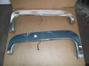 1971 1976 Cadillac R W D Factory Fender Skirts