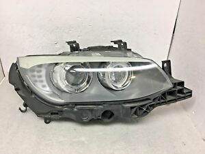 Oem 2011 2012 2013 Bmw 3 Series Coupe Right Rh Xenon Hid Headlight Complete
