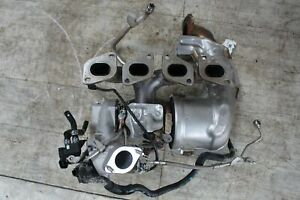 Turbo Supercharger Nissan Sentra 17