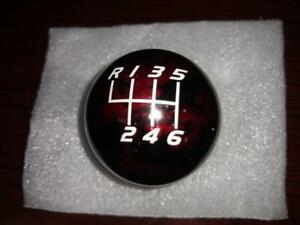 Billetworkz Cosmic Space Shift Knob For 2012 Ford Focus St rs And Fiesta St 6 S