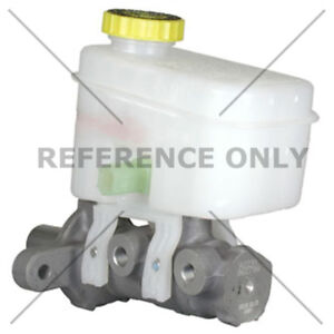 Premium Master Cylinder Preferred Fits 2007 2009 Jeep Wrangler Centric Parts