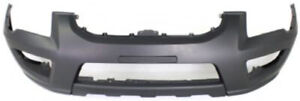 Primed Front Bumper Cover Replacement For 2005 2010 Kia Sportage