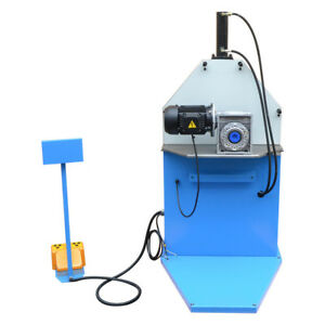 Round Square Band Hydraulic Roll Pipe Tube Bender Machine 9 3rpm 2hp 3phase 220v
