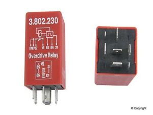 Overdrive Relay Fits 1985 1993 Volvo 244 245 240 740 760 Mfg Number Catalog